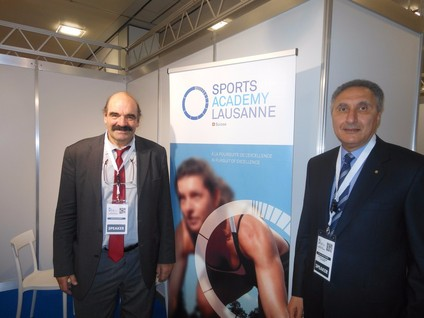 SPORTS ACADEMY LAUSANNE A WISE